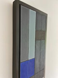 John Hopwood Untitled Blue Abstract Number 2 - 2016956