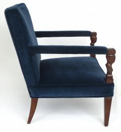 John Hutton John Hutton Donghia Rushmore Newly Upholstered Armchairs Pair - 1073860