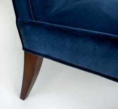 John Hutton John Hutton Donghia Rushmore Newly Upholstered Armchairs Pair - 1073865
