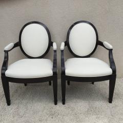 Ordinaire John Hutton John Hutton For Donghia Set Of Six Chairs   47379