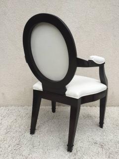 John Hutton John Hutton For Donghia Set Of Six Chairs   47380