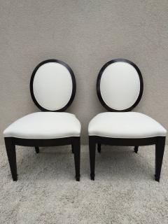 John Hutton John Hutton For Donghia Set Of Six Chairs   47382