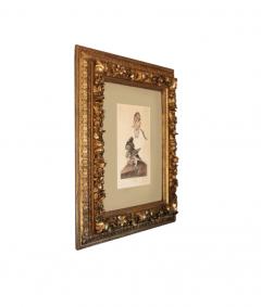 John James Audubon Monumental Framed Audubon Print of The Little Owl 1834 Havell Edition - 602474