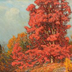 John Joseph Enneking Autumn Landscape n d  - 215842