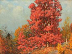John Joseph Enneking Autumn Landscape n d  - 215844