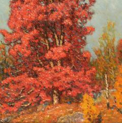 John Joseph Enneking Autumn Landscape n d  - 215847
