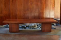 John Keal 1960s John Keal Expanding Walnut Coffee Table by Brown Saltman - 963485