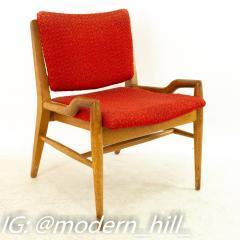 John Keal for Brown Saltman Mid Century Mahogany Dining Chairs Set of 6 - 1869714