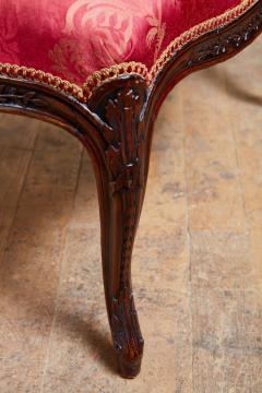John Linnell Generous Georgian Armchair - 1805325