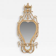 John Linnell George III Gilt Carton Pierre Mirror Attributed to John Linnell - 587607