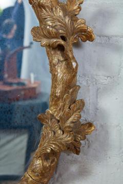 John Linnell Georgian Round Giltwood Mirror - 1915066
