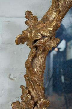 John Linnell Georgian Round Giltwood Mirror - 1915067