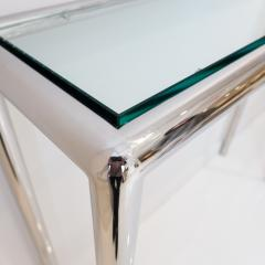John Mascheroni Tubular Steel Console Table - 711616