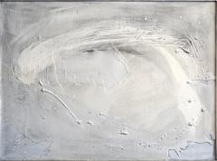 John O Carroll John OCarroll Equilibre 2013 Framed Painting - 2063051