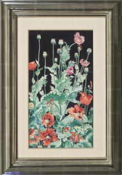 John Rutherford Boyd Shirley Poppies - 969580