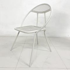 John Salterini Salterini Mid century Modern Patio Outdoor Dining Set Chairs and Dining Table - 1951284