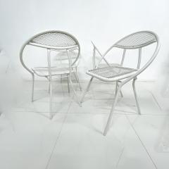 John Salterini Salterini Mid century Modern Patio Outdoor Dining Set Chairs and Dining Table - 1951285