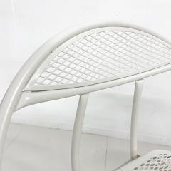 John Salterini Salterini Mid century Modern Patio Outdoor Dining Set Chairs and Dining Table - 1951288