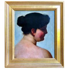 John Sloan Portrait Of Dolly Sloan by John Sloan - 1040190