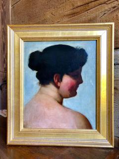 John Sloan Portrait Of Dolly Sloan by John Sloan - 1040191