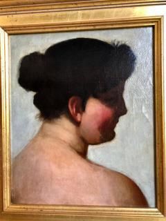 John Sloan Portrait Of Dolly Sloan by John Sloan - 1040192
