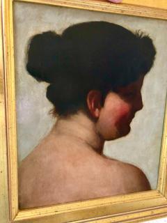 John Sloan Portrait Of Dolly Sloan by John Sloan - 1040205