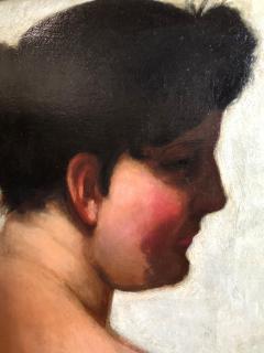 John Sloan Portrait Of Dolly Sloan by John Sloan - 1040206