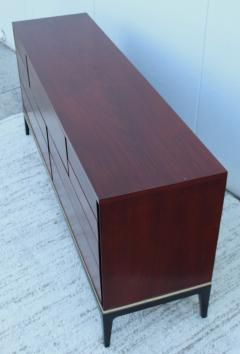 John Stuart 1960s Modernist 9 Drawer Walnut Dresser By John Stuart - 1961493