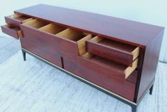 John Stuart 1960s Modernist 9 Drawer Walnut Dresser By John Stuart - 1961494