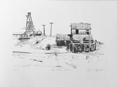 John T Fitzgerald The Vulture Mine - 1173689