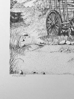 John T Fitzgerald The Wagon - 1173685