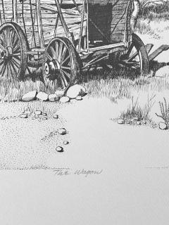 John T Fitzgerald The Wagon - 1173686