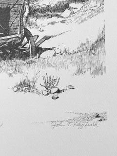 John T Fitzgerald The Wagon - 1173687