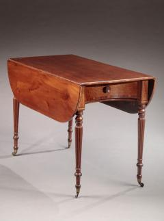 John Thomas Seymour Rare Sheraton Pembroke Table attributed to John and Thomas Seymour - 497926