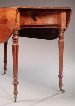 John Thomas Seymour Rare Sheraton Pembroke Table attributed to John and Thomas Seymour - 497927