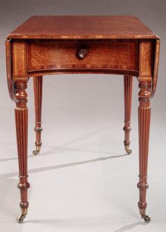 John Thomas Seymour Rare Sheraton Pembroke Table attributed to John and Thomas Seymour - 497928