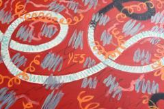 John Tweddle Important and Monumental Size American Acrylic on Canvas John Tweddle 1970 - 358392