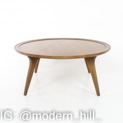 John Van Koert For Drexel Mid Century Round Coffee Table - 1868848
