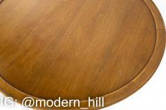 John Van Koert For Drexel Mid Century Round Coffee Table - 1868849