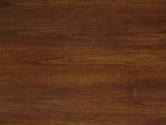 John Van Koert John Van Koert Casa Del Sol Coffee Table of Walnut and Cast Metal Scrollwork - 279436