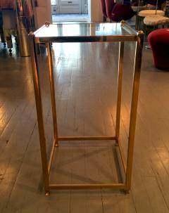 John Vesey A Brass Side Table by John Vesey - 109604