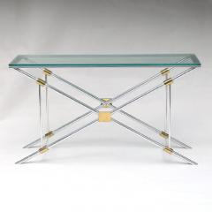 John Vesey A Rare Console Table by John Vesey - 427076