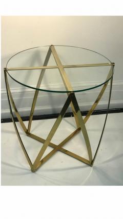John Vesey John Vesey Modern Brass Table - 851015