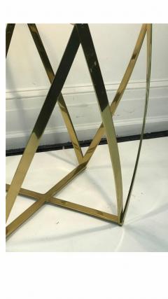 John Vesey John Vesey Modern Brass Table - 851016