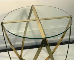 John Vesey John Vesey Modern Brass Table - 851018