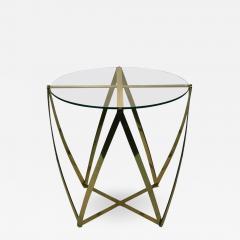 John Vesey John Vesey Modern Brass Table - 851803