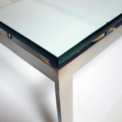 John Vesey Square Coffee Table by John Vesey - 213356