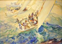 John Whorf Barbados - 184916
