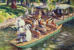 John Whorf Offered by ANTIQUES FINE ART PUBLISHING - 1011921