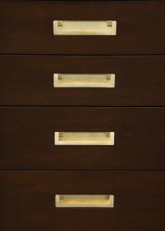 John Widdicomb John Widdicomb Ebonized Chest of Drawers - 932530